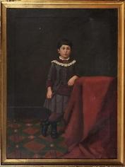 Artist Unknown Gertrude Bishop (nee Boomer)