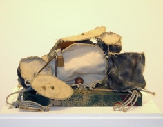 Claes Oldenburg Miniature Soft Drum Set