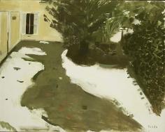 Biala Untitled (La cour rue Bertrand)