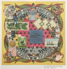 John Ashbery The Checkered Game of Life – for Joe Brainard, 2016