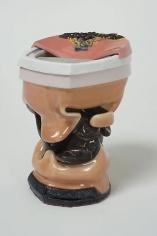 Slider 2010 clay, glaze