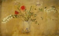 Flower Poem 1953