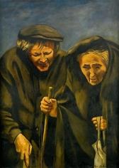 Couple de vieillards