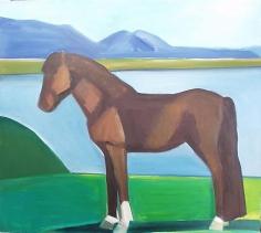 Brown Horse c.1980