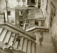 Three Children (Naples, Italy)