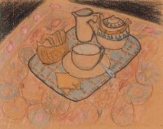 Elizabeth Bishop Tea Service