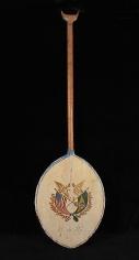 Artist Unknown Brazilian Paddle