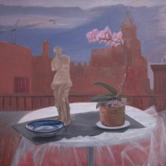 Still Life on a Balcony