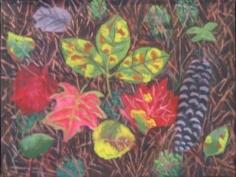 Autumn 1997 oil on linen