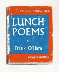 RICHARD BAKER Lunch Poems