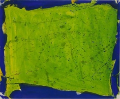 Untitled (Blue-Green) 1958