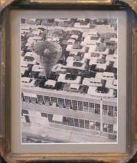 Untitled (Cars on Rooftop)