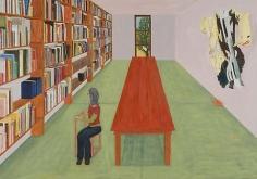 Chinati Library 2009