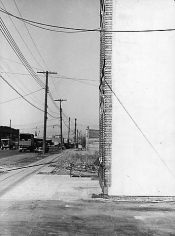 Telephone Wires 1940
