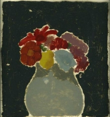Untitled (Mixed Flowers in Vase)