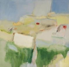 Jane Freilicher Untitled Abstraction