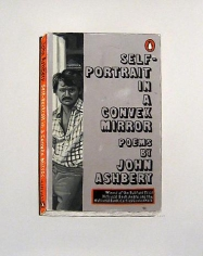 RICHARD BAKER Self Portrait in a Convex Mirror