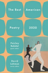 Rudy Burckhardt reviewed by Vincent Katz in the Best American Poetry