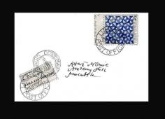 DONALD EVANS Tropides Islands. 1964. Tropidisian pieced quilts.