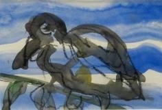 Untitled (Bird) c.1984-90