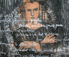 Larry Rivers Frank O'Hara: Poet and Poem, 1995