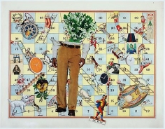Chutes and Ladders II (for Olivier Brossard)