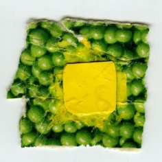 Untitled (Melted Butter Over Peas)