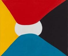 2045 1989-2014 oil on canvas