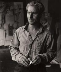 Willem de Kooning (with cigarettes)