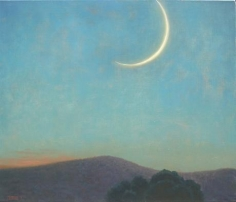 Grandfather Mountain, New Moon