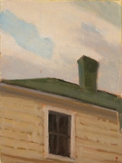 Yellow House Sketch, NC