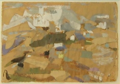 Untitled (Landscape) 1958