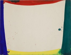 Untitled (Edge) 1963-64