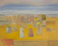 Yellow 2009 oil on linen