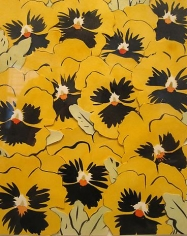 Untitled (Yellow Pansies)