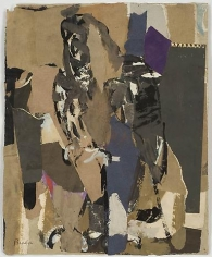 Untitled (Parrot) 1957