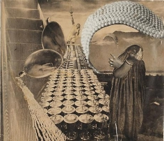Demophoon 1955 collage