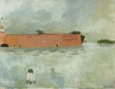 Untitled (Lagune et la Douane)