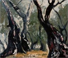 Les Oliviers c. 1938