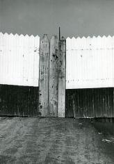 Wood Fence 1940