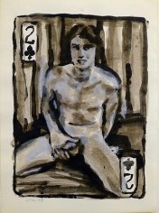 Walter Robinson 2 of Clubs