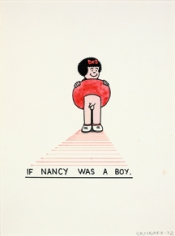 If Nancy Was a Boy