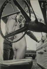 Untitled (Car and Male Nude)