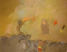 Shuddup! 1982 oil on canvas