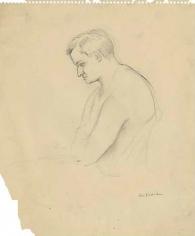 John Ashbery c.1954