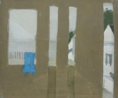 Biala Untitled (View of the Bay, Provincetown)