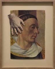 Untitled (tonsured monk)
