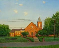 Church, Summer 7am