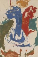 Helen Frankenthaler Two Live as One on a Crocodile Isle