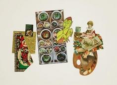 Palette 2011 collage, digitized print